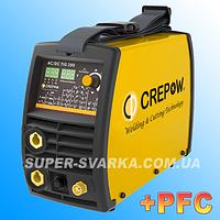 Аргоновая сварка CrepoW TIG-200 AC DC PFC