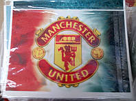 "Вафельная картинка ""эмблема фк Манчестер Юнайтед """