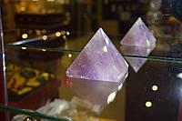 Пирамида - аметист