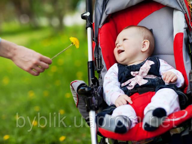 Летние прогулки с малышом