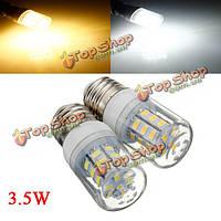 3.5Вт LED e26 белый/теплый белый 5730SMD 27 LED кукуруза свет лампы 12V