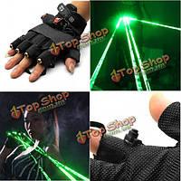 LT-xe532 532nm перчатки зеленые лазерные перчатки 1mw/5 мВт 1x18650