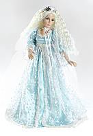 "Фарфоровая кукла США. Paradise.""Ледяная Принцесса"", фото 1"