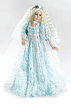 """Фарфоровая кукла США. Paradise.""""Ледяная Принцесса"""""""