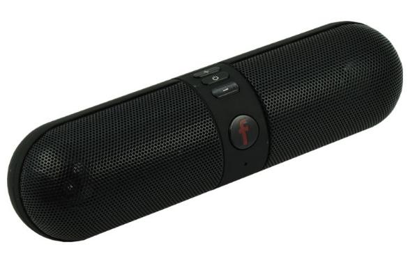 Беспроводная колонка  Bluetooth BT-B6 Black
