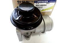 Клапан EGR SY 2.0 SsangYong Kyron, Actyon 664140026A, фото 1