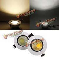 6 Вт диммируемый удара LED встраиваемый потолочный светильник вниз свет 220В