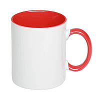 Чашка евроцилиндр комбинированного цвета, фото 1