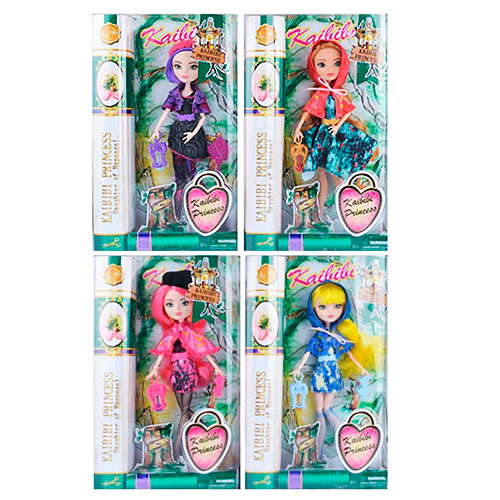 "Кукла  BLD015-15-1 ""EAH"""