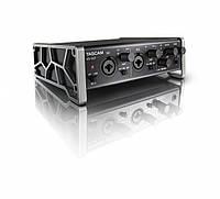 Аудиоинтерфейс Tascam US-2x2