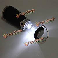 4 LED ветер перезаряжаемые фонарик лампы факел света для кемпинга