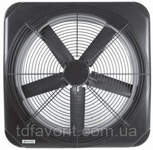Вентилятор осевой Deltafan 710/R/5-5/40/400/L