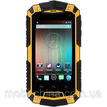 Смартфон Sigma mobile X-treme PQ16 Dual Yellow , фото 2