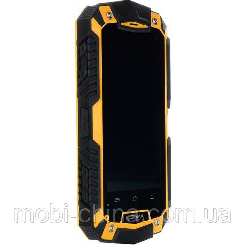 Смартфон Sigma mobile X-treme PQ16 Dual Yellow