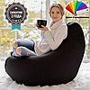 Кресло мешок Груша SanchoBag L 130x95 см (ткань: оксфорд)