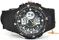 Часы Skmei AD1198 bk-white