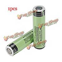 1шт ncr18650b 3400мАh 3.7v золочение перезаряжаемая литий-ионная батарея