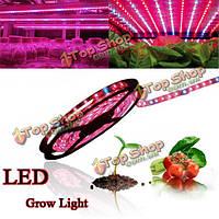 14вт 5050SMD LED полосы света растения расти гидропоники водонепроницаемый 12V