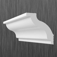 Плинтус потолочный багет Киндекор C-65  (50*58)