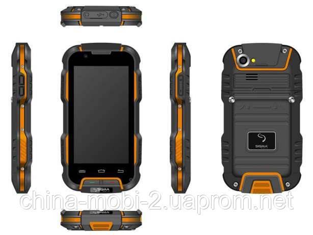 Sigma mobile X-treme PQ23 Dual Sim Black