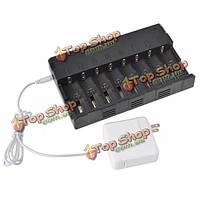 НВ-18650-8ч-от Ni-MH аккумулятора/батареи Ni-Cd и литий-интеллектуальное зарядное устройство
