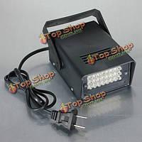 Мини 3W LED диско клуб-участник этап освещение эффект проблескового маячка