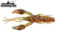 Сьедобный силикон Fishing ROI Crayfish 60mm D010