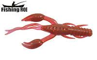 Сьедобный силикон Fishing ROI Crayfish 60mm D030