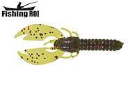Сьедобный силикон Fishing ROI Incredible Craw 70mm D050
