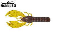 Сьедобный силикон Fishing ROI Incredible Craw 70mm D014