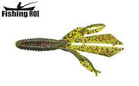 Сьедобный силикон Fishing ROI Rage Tail Craw 85mm D050