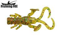 Сьедобный силикон Fishing ROI Wild Crayfish 50mm D057
