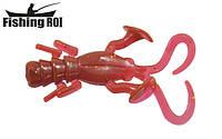 Сьедобный силикон Fishing ROI Wild Crayfish 50mm D030