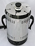 Электрошашлычница Помічниця 6 шампурів, фото 2