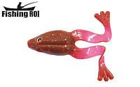 Сьедобный силикон Fishing ROI Swamp Frog 60mm D030