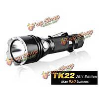 Компания Fenix tk22 2014 издание кри XM-П2(У2)5-режим 920 люменов LED фонарик