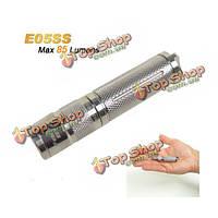 Fenix e05ss Cree XP-E2 85lm нержавеющей стали мини-LED фонарик ААА