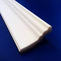 Плинтус потолочный багет Киндекор R-65 (30*60)