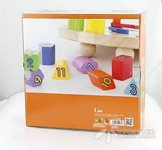 Пазл Viga Toys Часы 59235VG, фото 3