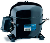 Среднетемпературный герметичный компрессор Aspera NE6210E