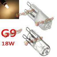 Устройство G9 18вт ясно матовое галогенная лампа Лампа 220-240В