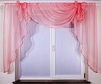 Кухонные занавески на окно, фото 1