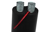 Гофрированная труба из нержавеющей стали Inoflex в каучуковой теплоизоляции