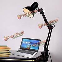 Тип цоколя очков клип на настольная лампа настольные светильники для офиса исследовании