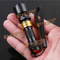 3W водонепроницаемый Mini LED фонарик для кемпинга открытый ААА