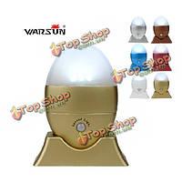 Warsun с WS-002 3 LED авто датчик движения свет шесть цветов