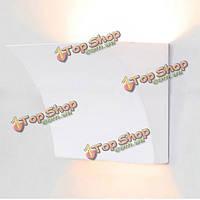 Простой современный дизайн светильник декоративный белый карман настенный светильник