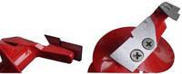 Ножи ступенчатые  к ледобуру житомирскому (ленинградскому) - 130 мм.