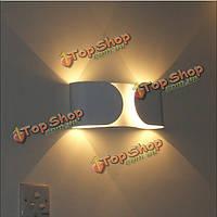 Италия дизайн современные приспособления творческих белым бантом настенный светильник