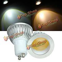 Лампа GU10 LED лампочки 5W Сид удара переменного тока 85-265v теплый белый/белый свет пятна, фото 1